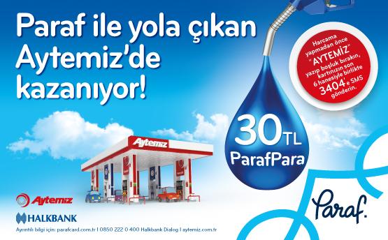 Halkbank Paraf Kampanyası